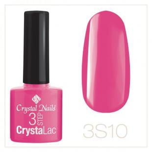 Barva gel lak 3S10 Crystal