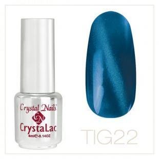 Barva gel lak Tiger Eye 22 Crystal