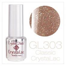Barva gel lak GL303 Crystal