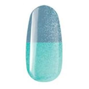 Barva nehtu Glowy Skyblue Crystal Nails